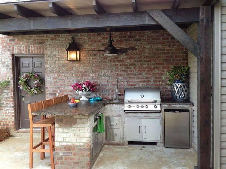 Как построить летнюю кухню на даче своими руками | дачная кухня (огород.ru)