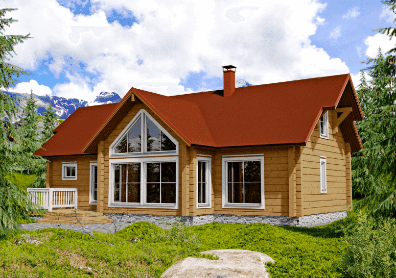 Скандинавские дома. финские, шведские, норвежские проекты ⋆ финский домик