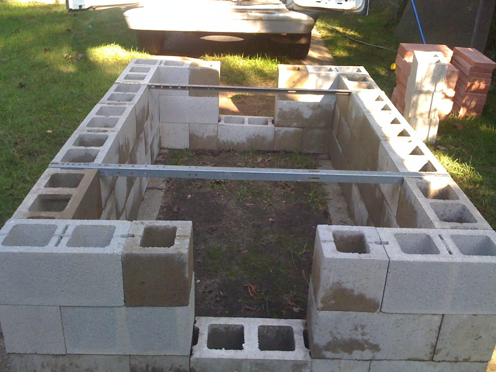 Как построить дом из шлакоблока? строительство дома из шлакоблока своими руками от фундамента до крыши загородные дома из шлакоблоков.
