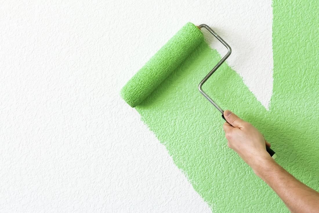 Трафареты под покраску и техника нанесения рисунка на потолок