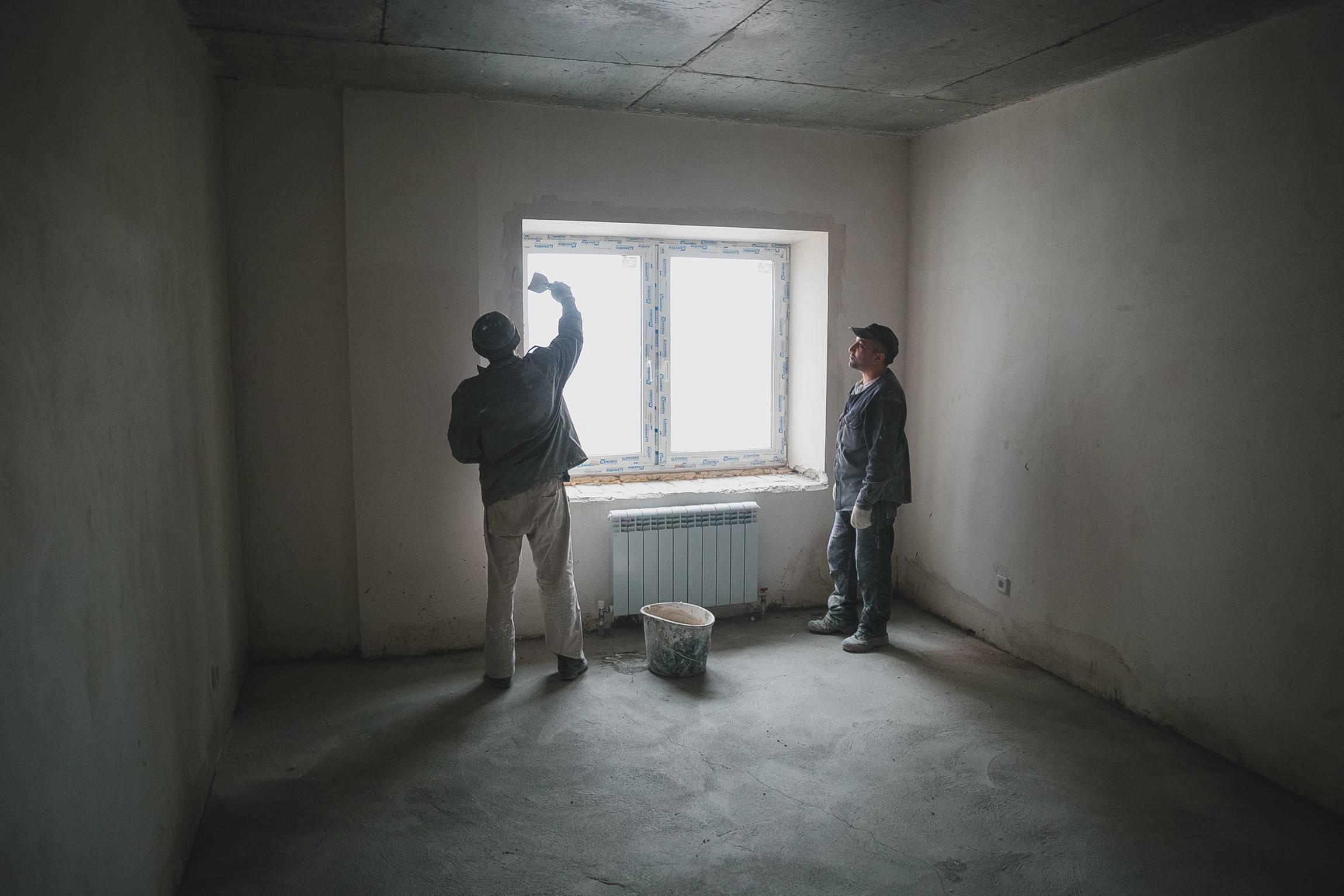 Чистовая отделка квартиры в новостройке