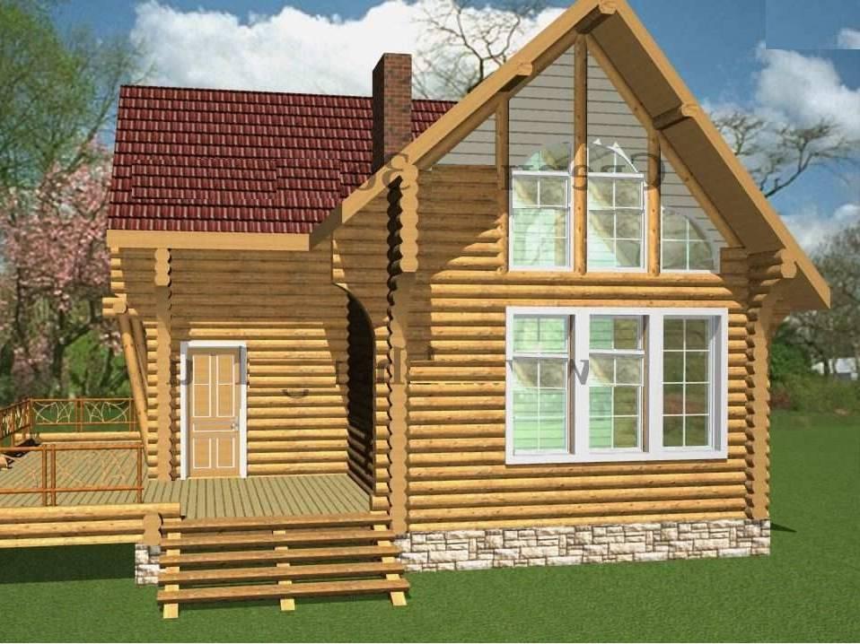 ?дом с мансардой: плюсы и минусы, основы проектирования, мансардные лестницы и крыши, примеры отделки - блог о строительстве