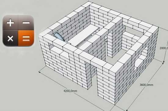 Онлайн-калькулятор: сколько стоит построить дом из газоблока.