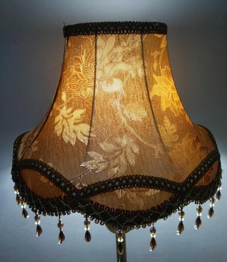 Абажур своими руками: советы по стильному украшению ламп. подбор дизайна и материалов