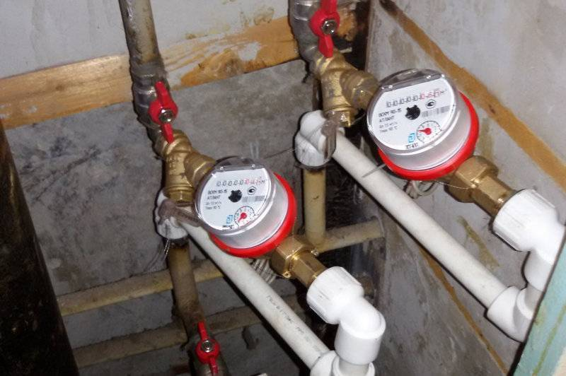 Правила и порядок установки счетчиков воды в квартире: необходимые документы