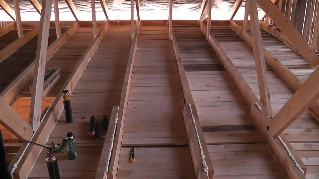 Потолок из фанеры: пошаговая видео инструкция