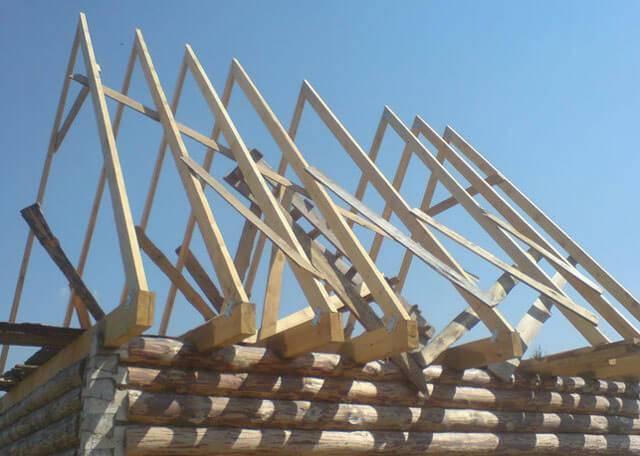 Как правильно рассчитать длину стропил двухскатной крыши