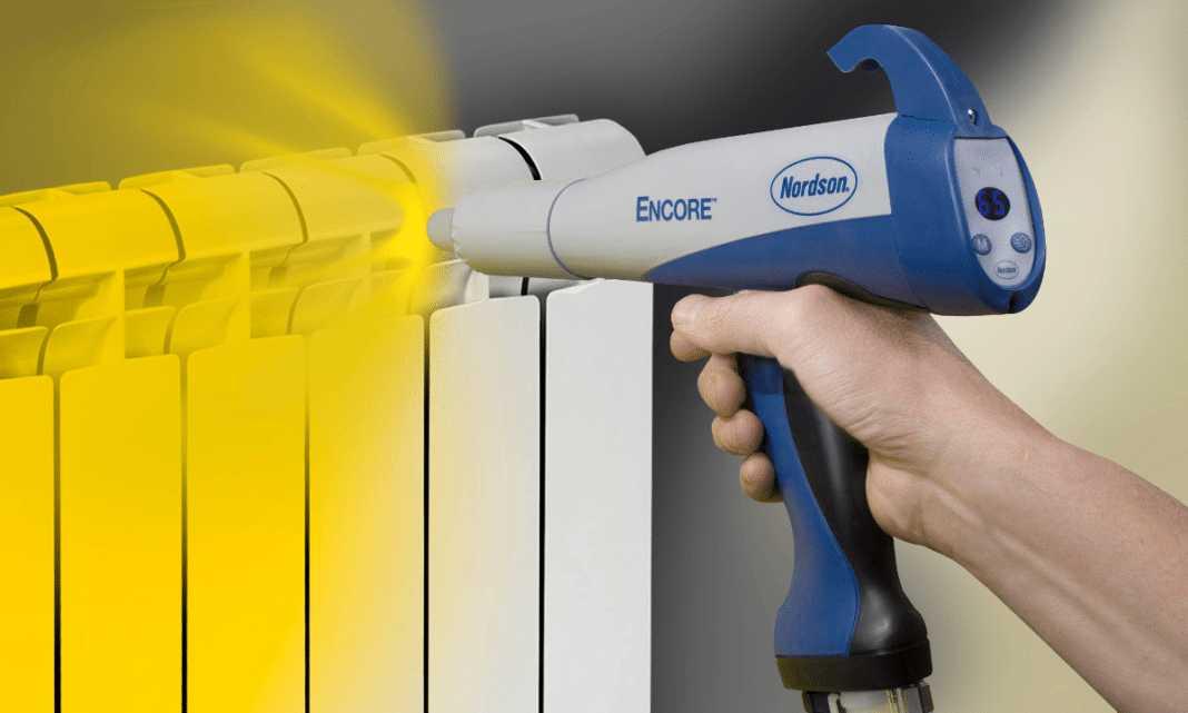 Какая краска подойдет для батарей отопления?