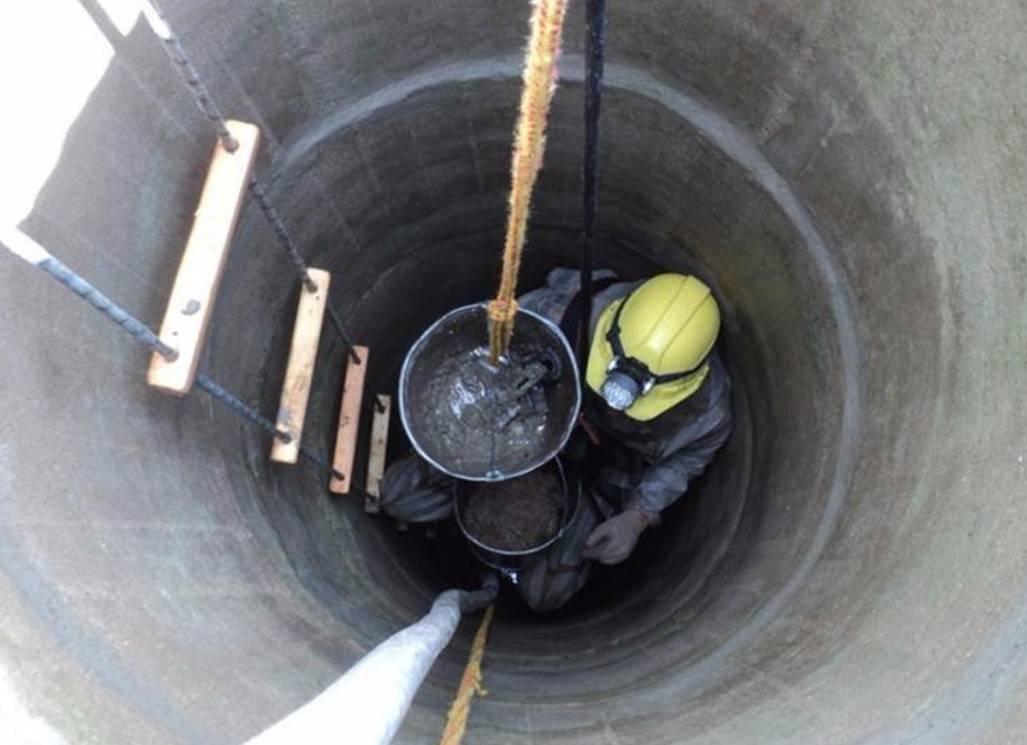 Правильная гидроизоляция колодцев - все технологии на vodatyt.ru