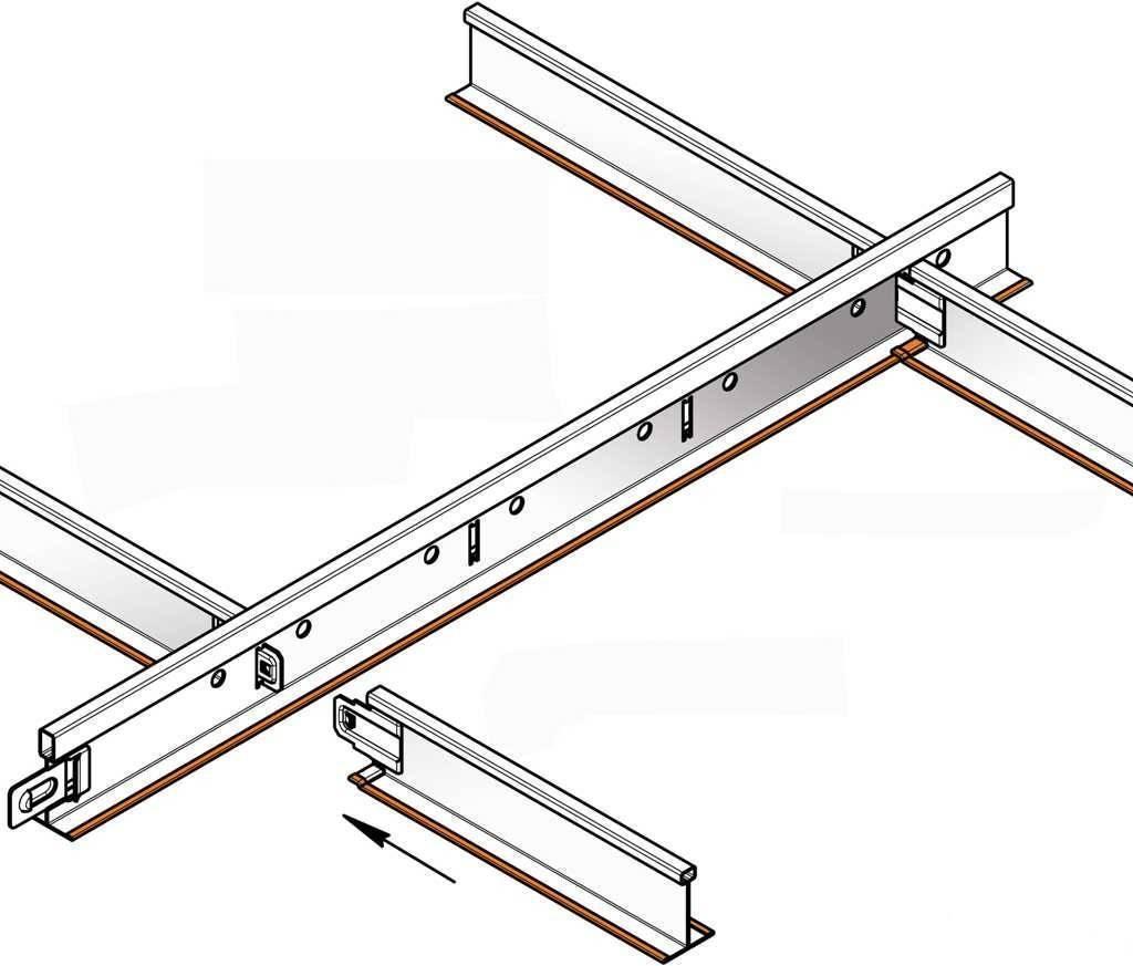 Потолок армстронг – современные идеи дизайна от ведущего производителя (115 фото)