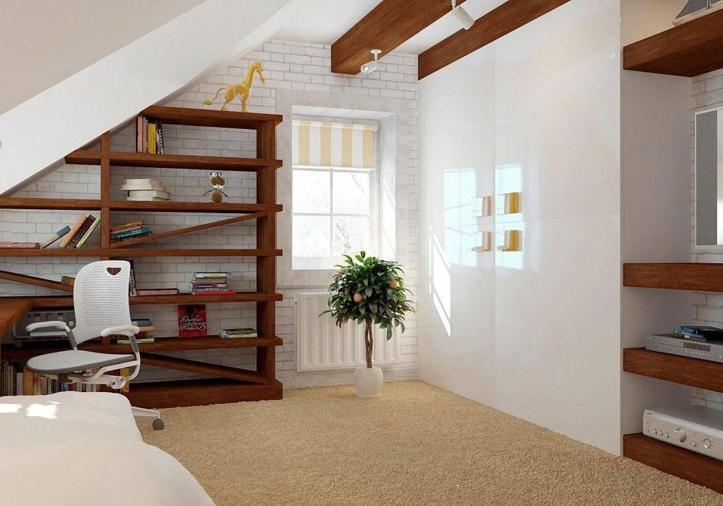 Дом с мансардой: проекты, фото готовых конструкций, советы