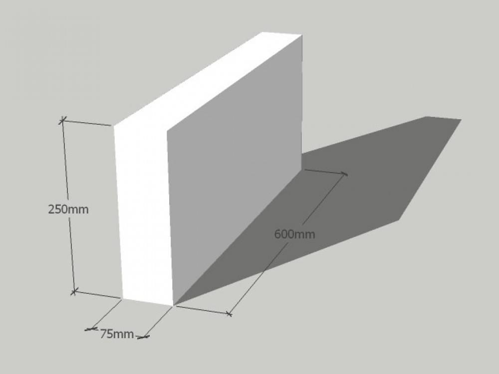 Пеноблоки: что это такое, плюсы и минусы, стандартные размеры