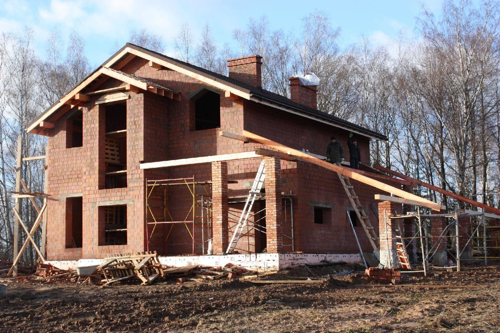 Монолитный дом и строительство загородных частных коттеджей