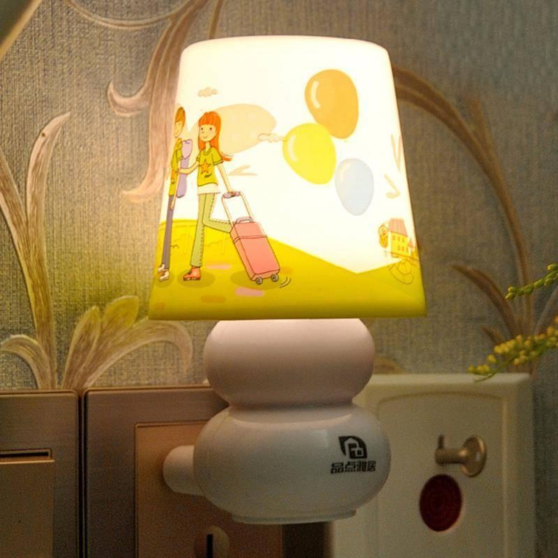 Ночники в детскую комнату: светильники, лампы и другие варианты в интерьере