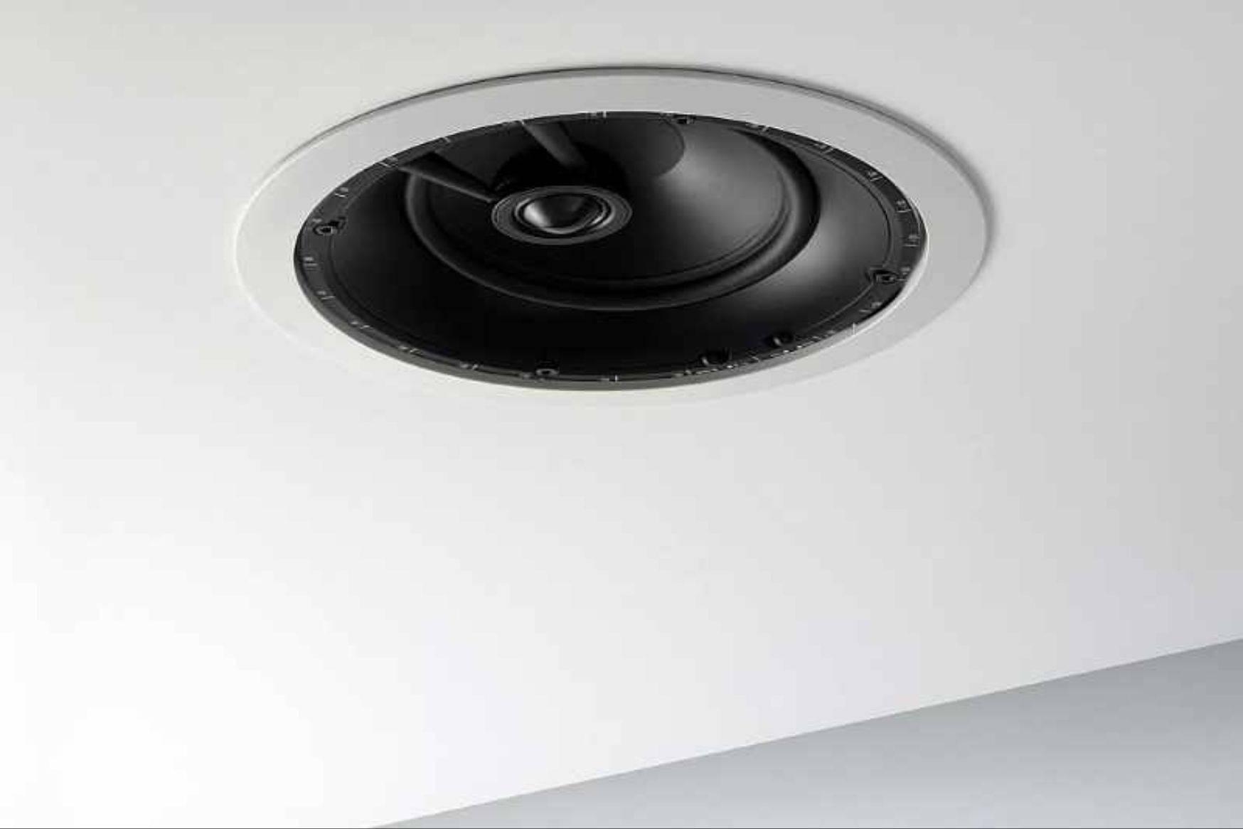 Потолочные колонки и акустика: динамики для системы в ванной комнате и музыка