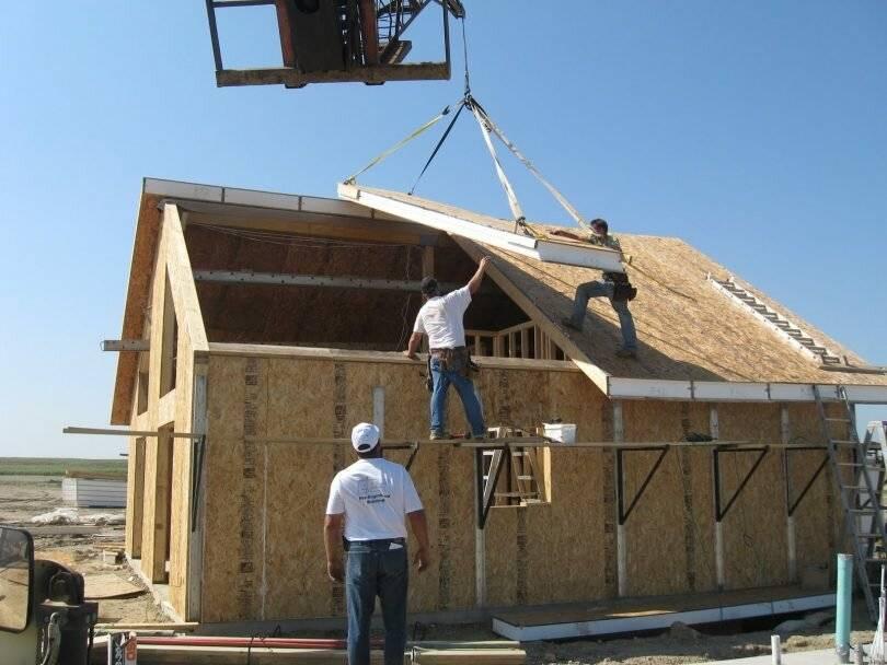 Строим дом своими руками поэтапный показ строительства