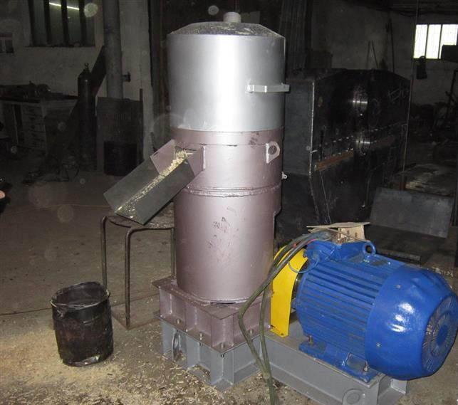 Производство пеллет из опилок: виды грануляторов, технология изготовления своими руками