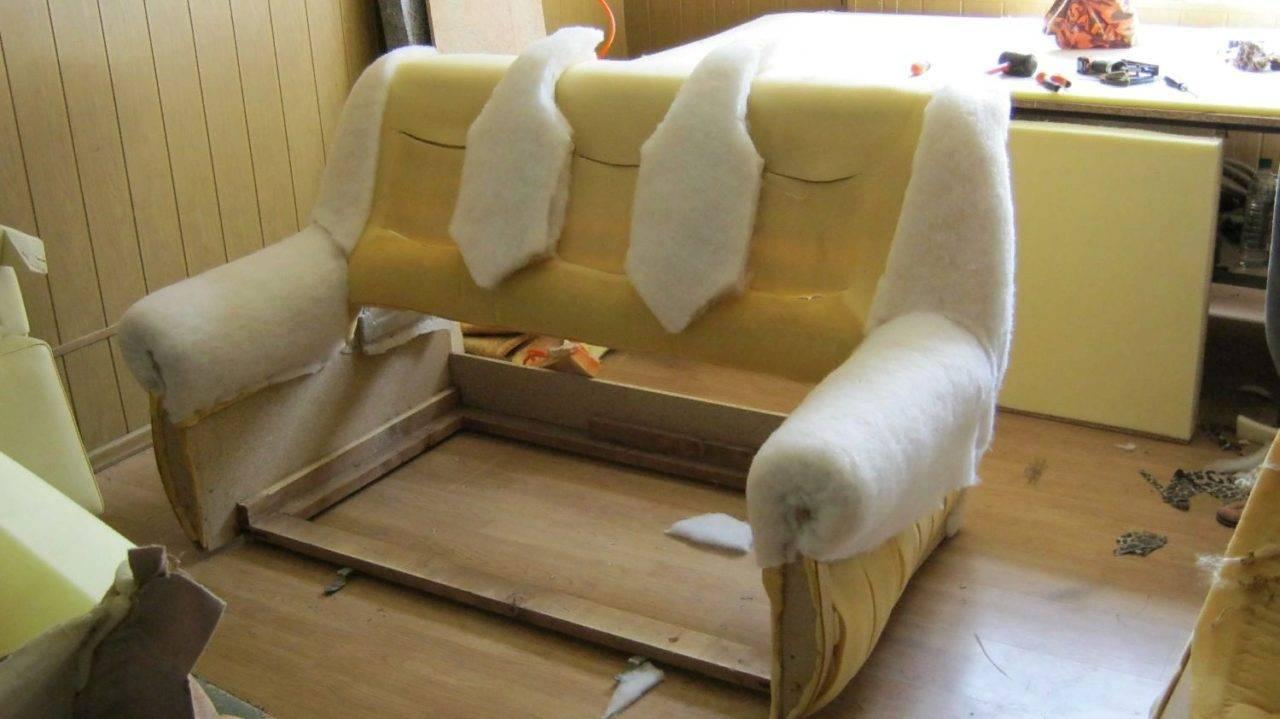 Как перетянуть диван в домашних условиях своими руками: пошаговая инструкция, фото и видео процесса как перетянуть диван в домашних условиях своими руками: пошаговая инструкция, фото и видео процесса