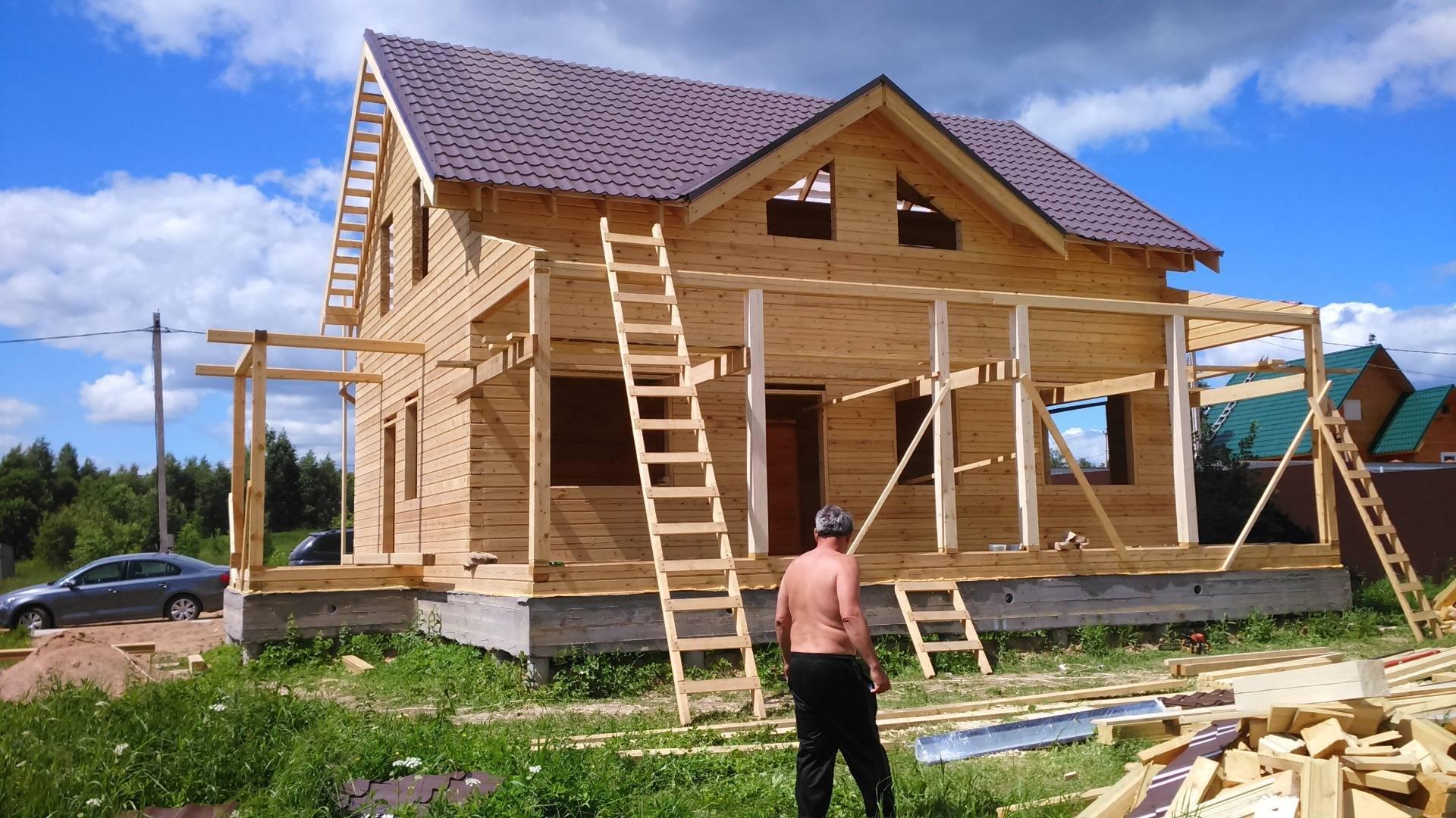 Дома из бревна, как построить качественное и теплое жилище, технология сборки бревенчатого сруба