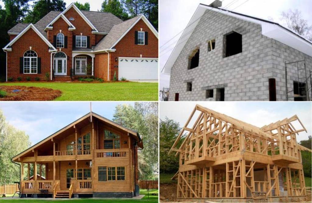 Из чего построить дом недорого и качественно