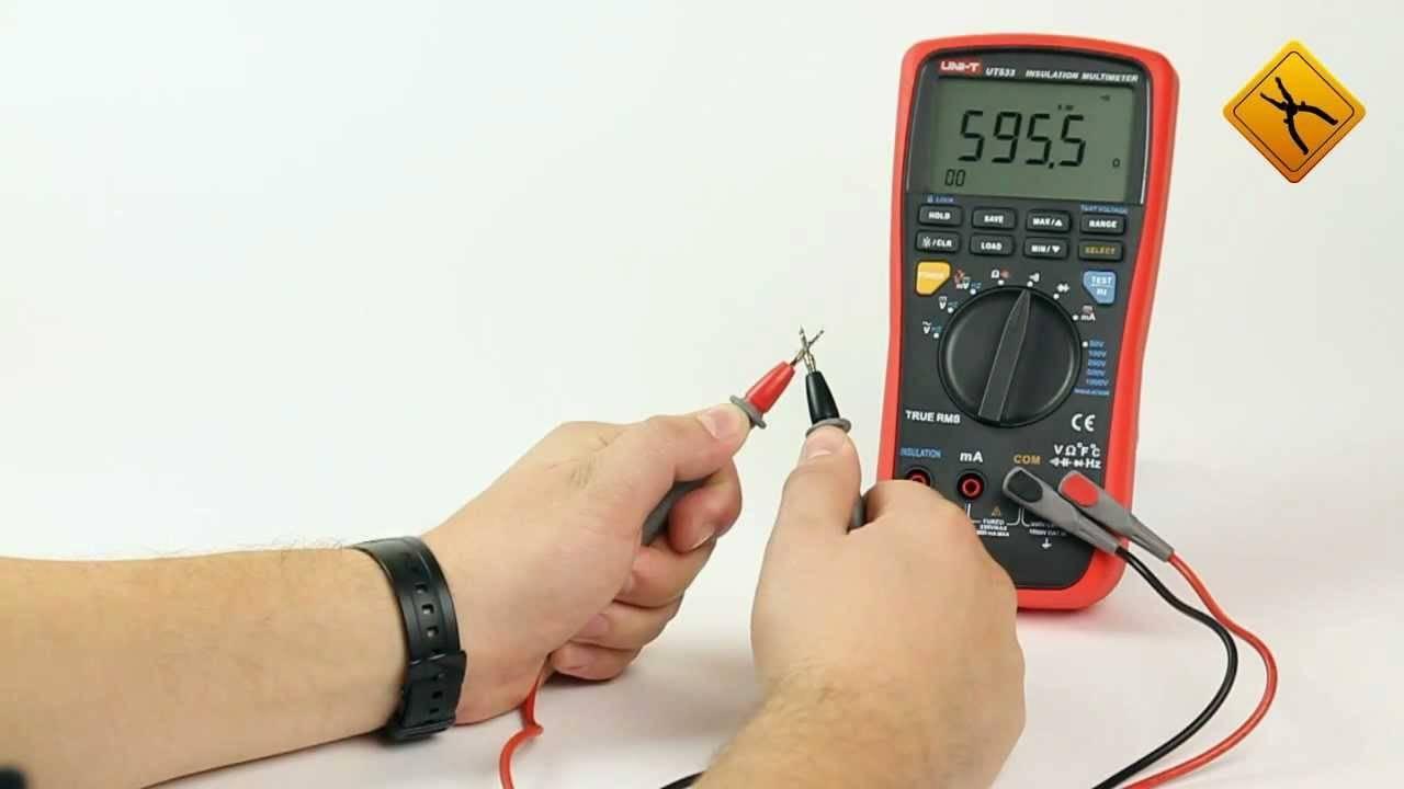 Инструкция по охране труда при работе с мегаомметром