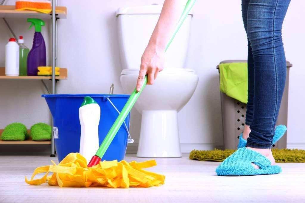 Как правильно сделать уборку частного дома