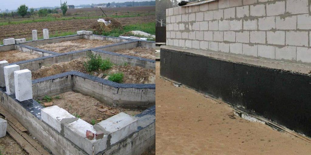 Какой фундамент лучше для дома из газосиликатных блоков