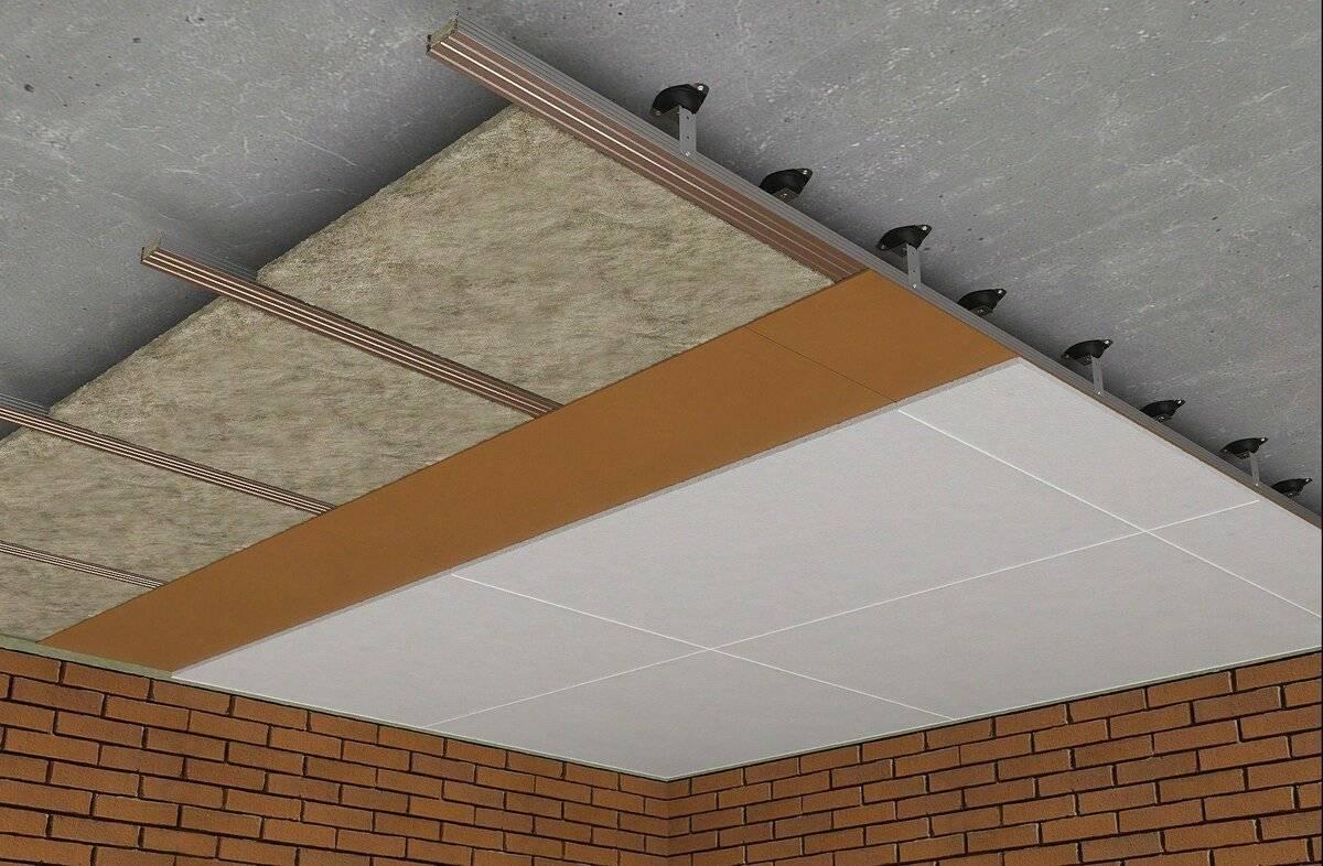 Выбираем натяжной акустический потолок для дома и офиса
