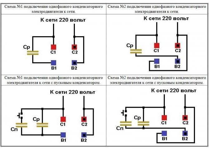 Частотное регулирование однофазного асинхронного двигателя