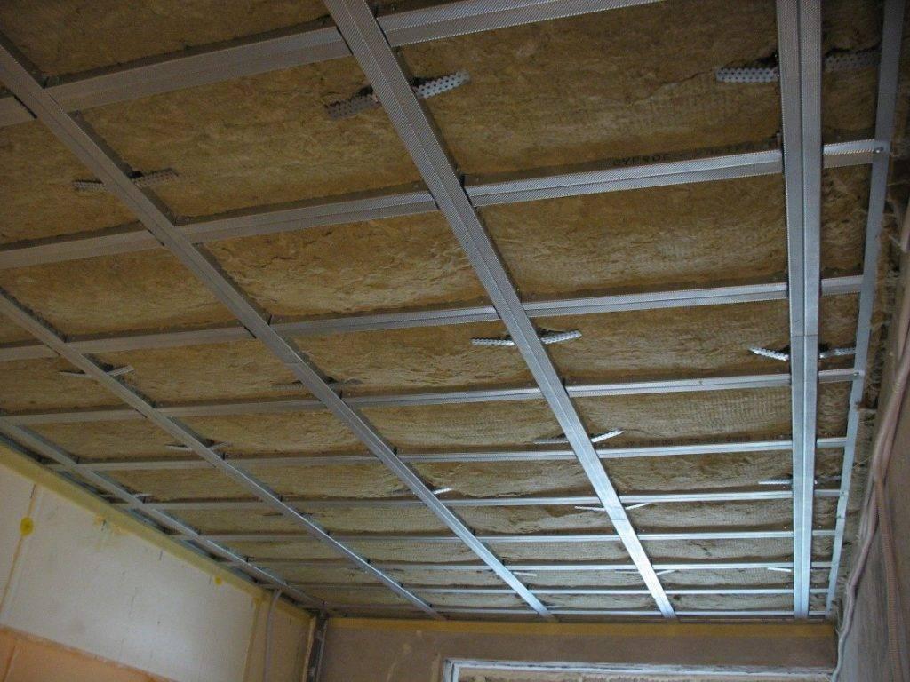 Шумоизоляция потолка в квартире под натяжной потолок: как сделать звукоизоляцию своими руками