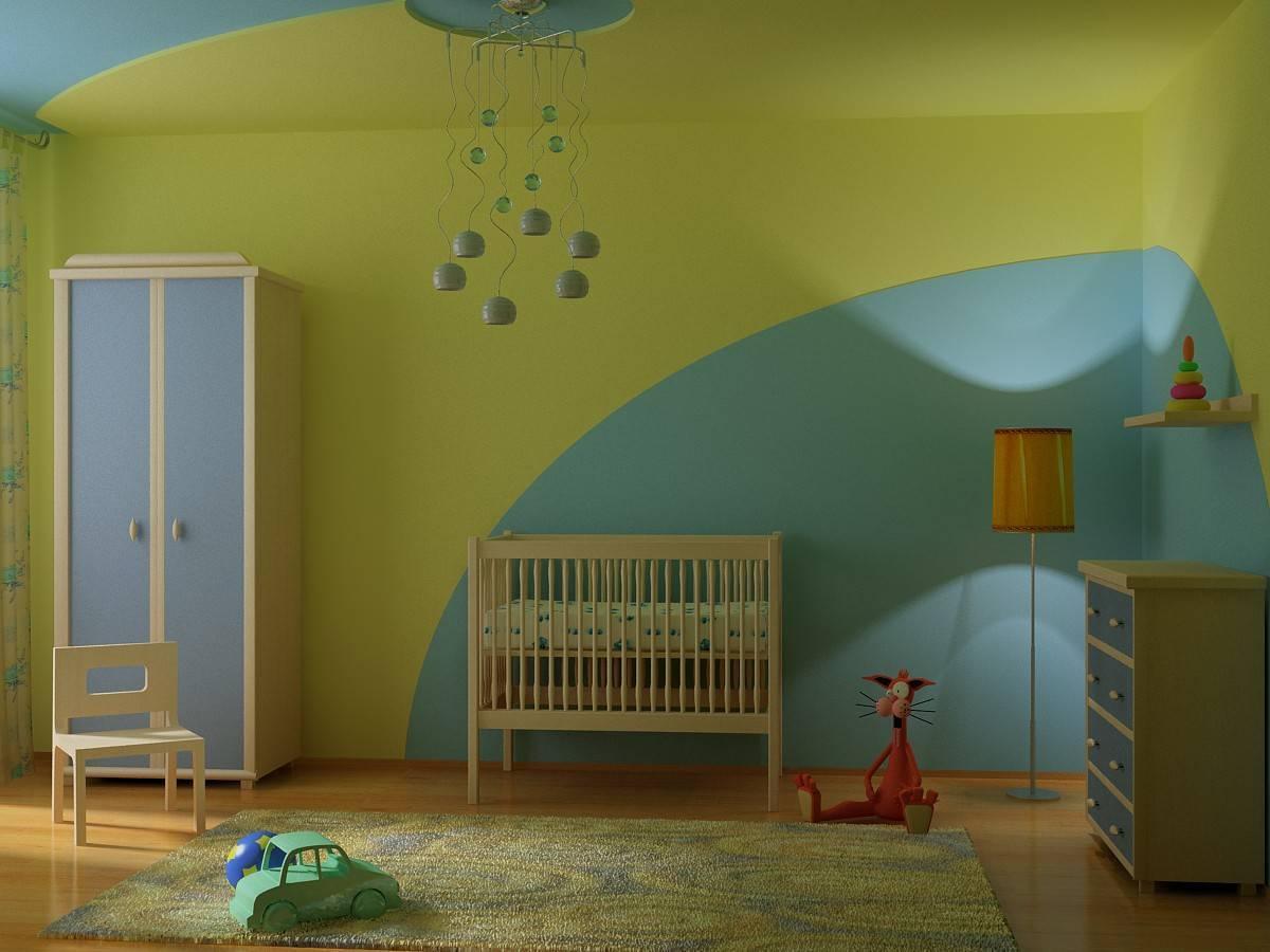Простая технология покраски стен водоэмульсионной краской, видео
