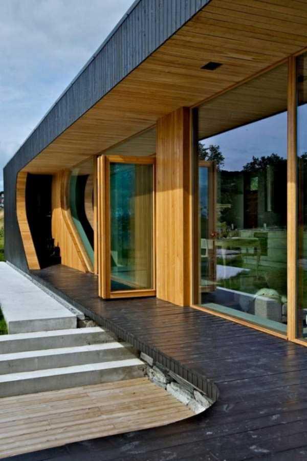 Дома из стекла и металла. стеклянный дом (фото): преимущества и недостатки домов со стеклянными фасадами