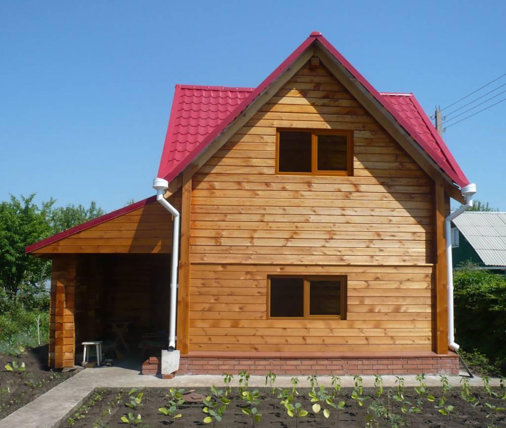 Дом из профилированного бруса – отзывы владельцев, живущих в таких домах