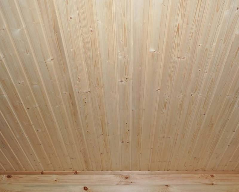 Делаем потолок из вагонки своими руками: пошаговая инструкция + полезные советы от мастеров