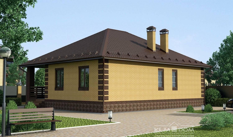 Преимущества одноэтажных кирпичных домов