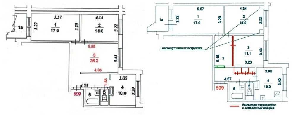Перепланировка квартиры: составление проекта, плана работ и проработка сметы. 75 фото современных идей