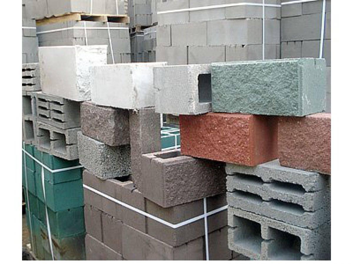 Какие блоки для строительства дома использовать