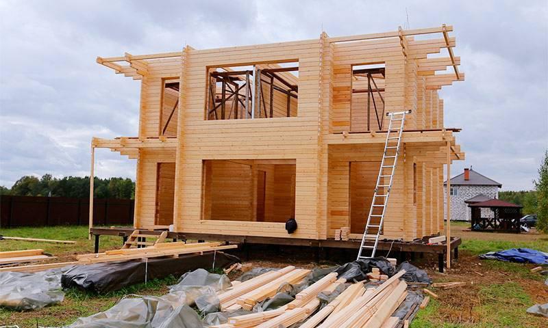 Чем интересна ноу-хау в деревянном домостроении технология двойной брус, цена и производители