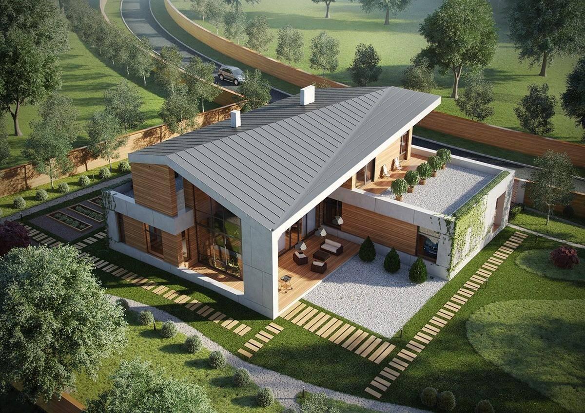 Состав проекта жилого дома.