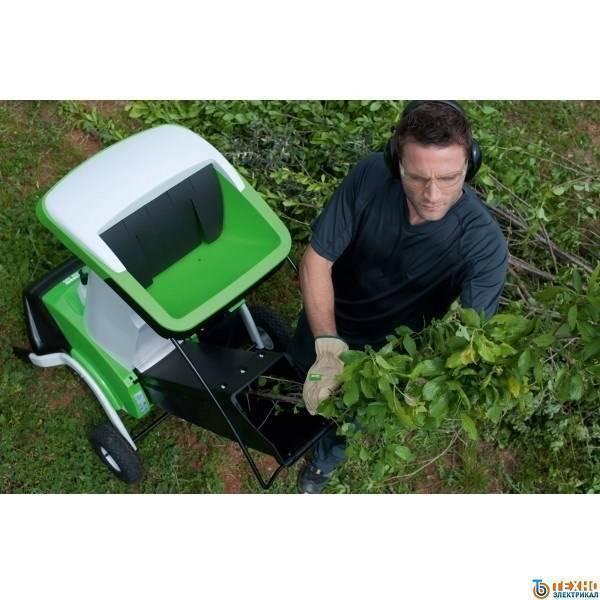 Измельчители веток и травы для дачи – какой бренд выбрать?