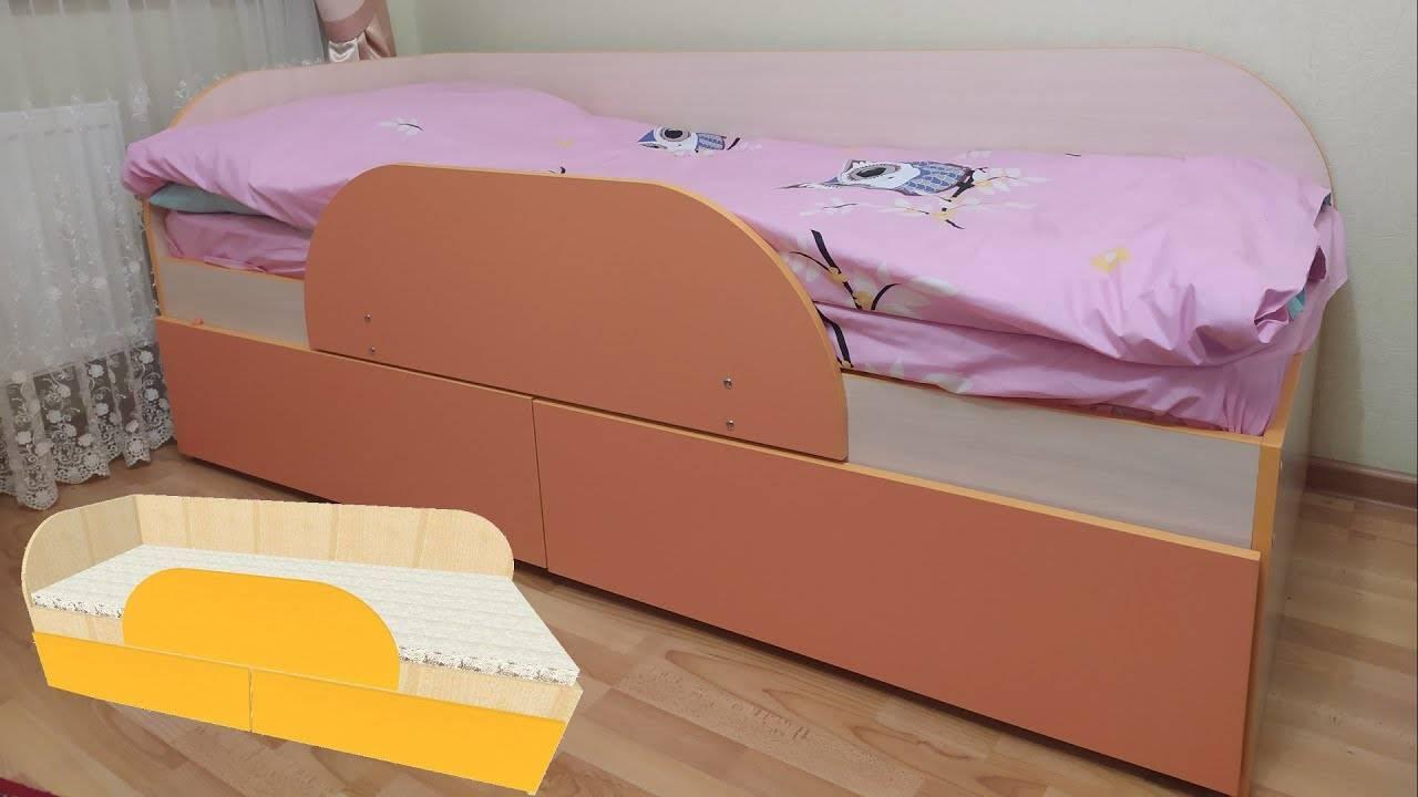 Изготовление детской кроватки своими руками - 100 фото постройки и декора детской кроватки