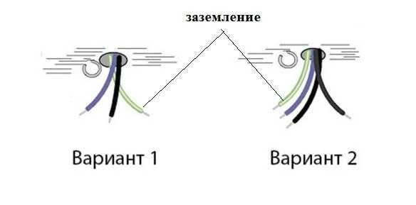 Как подключить люстру с 3 проводами: схема и инструкция по соединению проводов