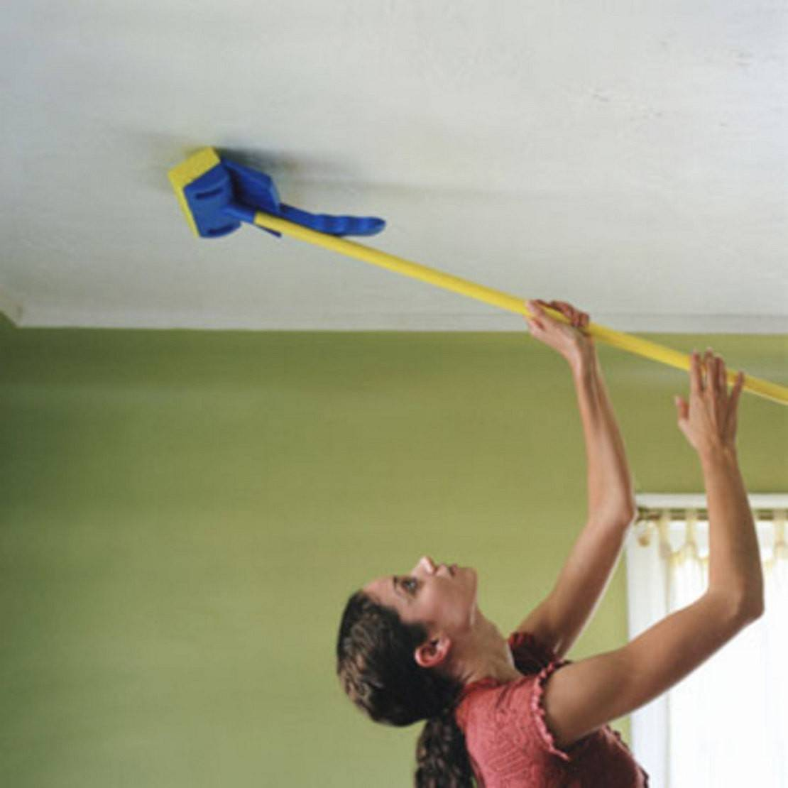 Как обновить потолочную пенопластовую плитку - всё о ремонте потолка