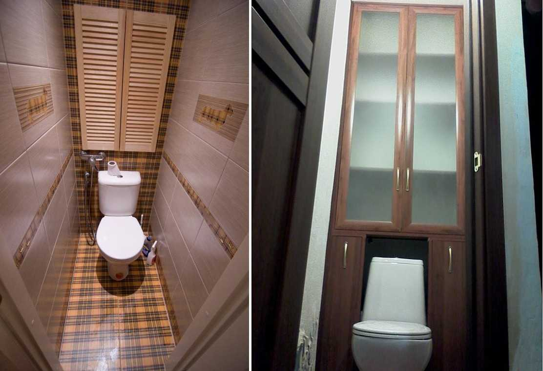 Как закрыть трубы в туалете - фото популярных способов