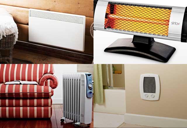 Как выбрать электрические обогреватели для дачи?