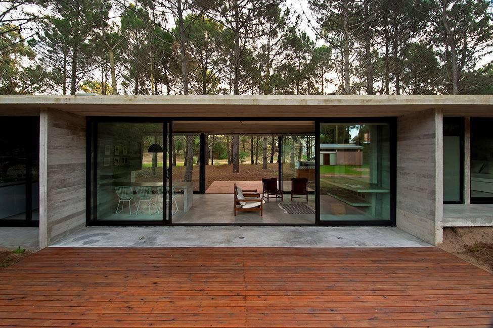 Дома из стеклопакетов. стеклянные дома с деревянным каркасом