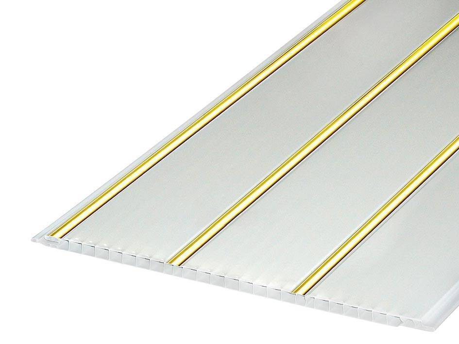 Размеры и стоимость потолочных панелей пвх