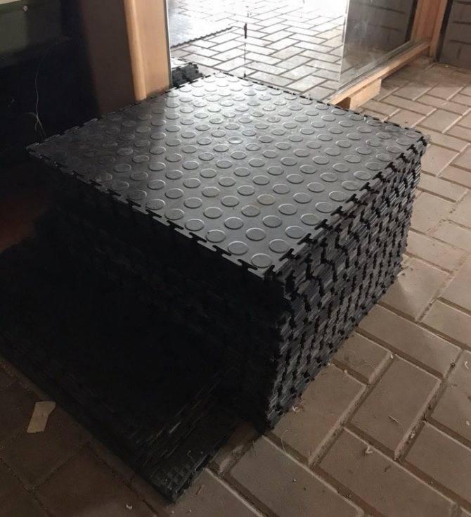 Пылит бетонный пол в гараже? 4 верных способа решить проблему раз и навсегда