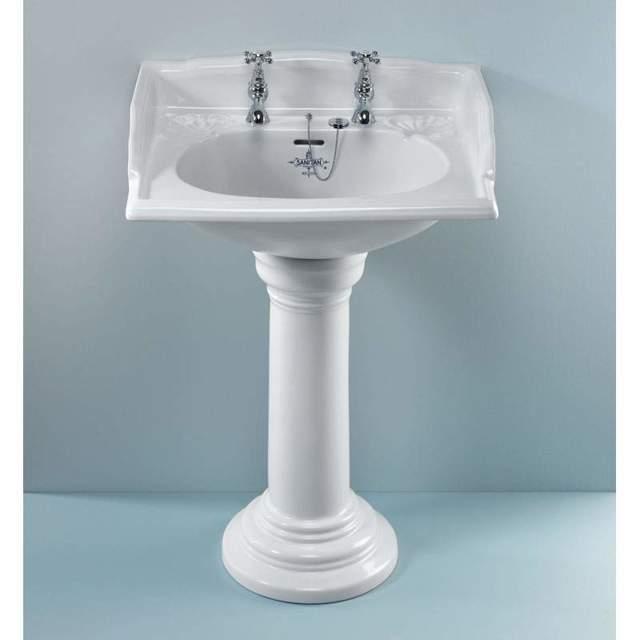 Высота раковины в ванной: по стандарту, выбор уровня, виды раковин их размеры