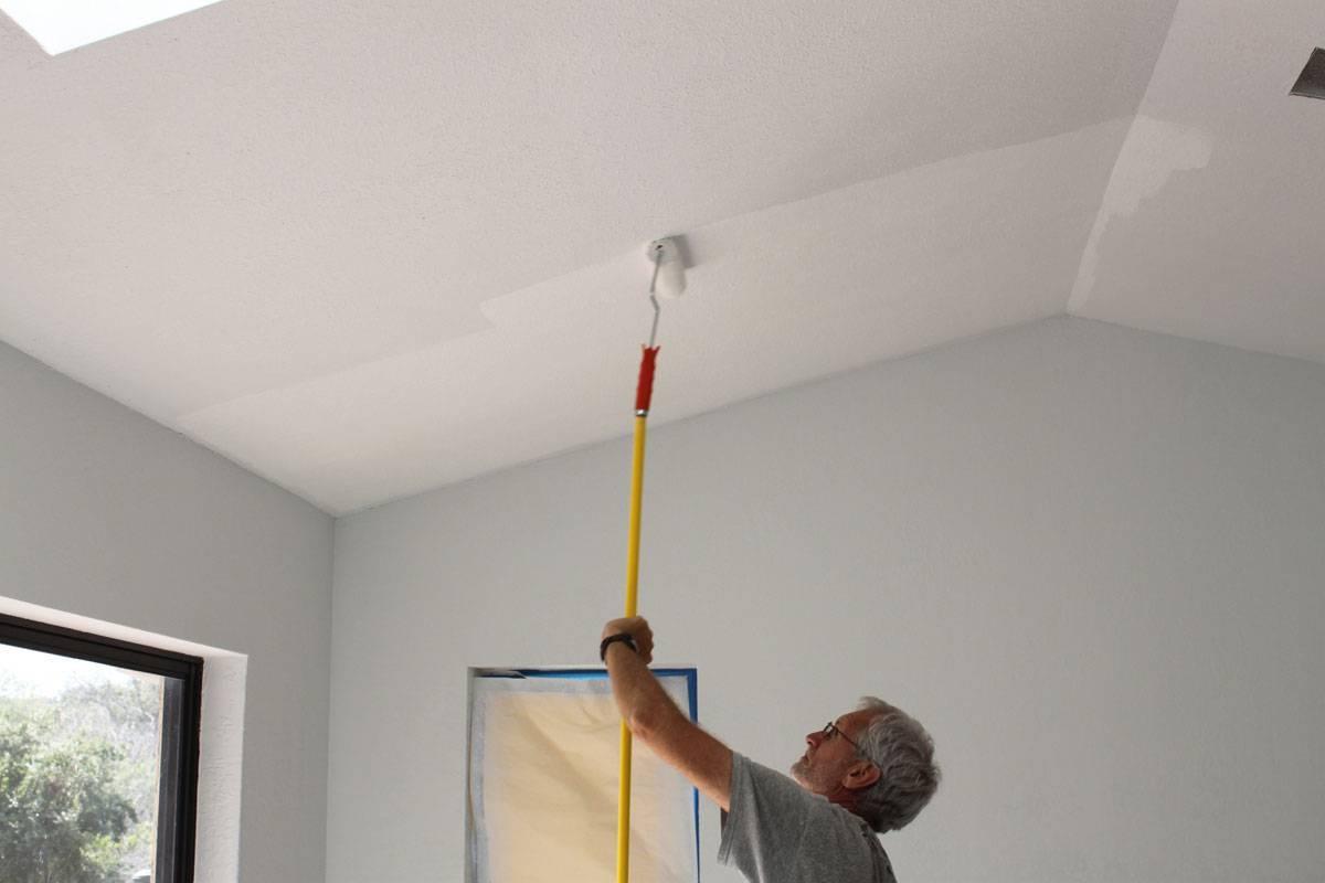 Технология шпаклевания потолка из гипсокартона под покраску – stroim24.info
